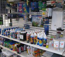 fish tank supplies dayton oh